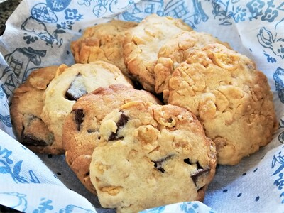 ミックス チョコ クッキー ホット ケーキ